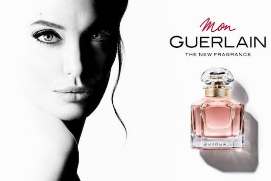 Mon Guerlain New Fragrance Angelina Jolie